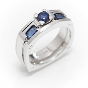 Prsten sa safirima