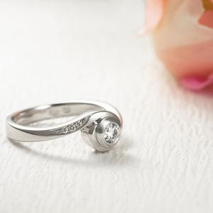 Vereničko prstenje sa brilijantom