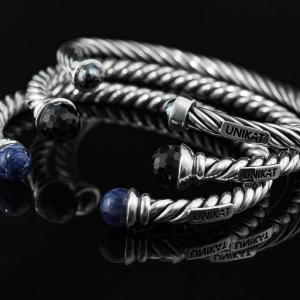 Muške narukvice od srebra