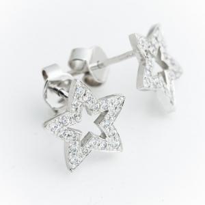 Minđuše u obliku zvezde